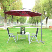 Parasol diametre 3m – BEACH – Rouge