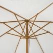 Parasol Bambou Couleur créme