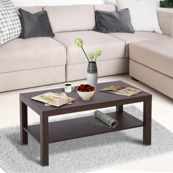 Table Basse Design Yates avec espace de rangement