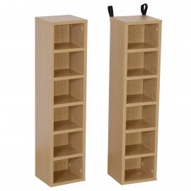 Lot de 2 colonnes Zicy 204 cds