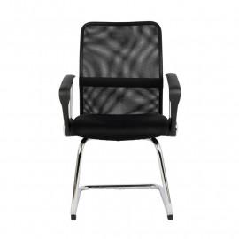 Chaise de réunion Navi Noire