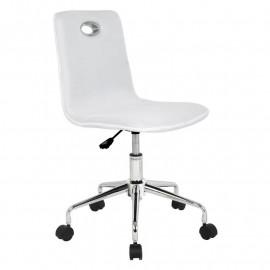 Chaise de bureau Suna Blanche