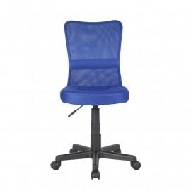 Chaise de bureau Flo Bleue