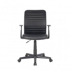 Chaise de bureau Pao Noire