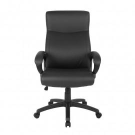 Chaise de bureau Paras Noire