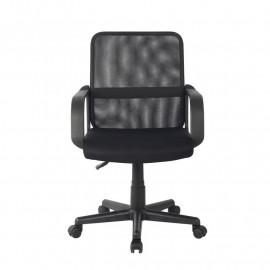 Chaise de bureau Noa Noire