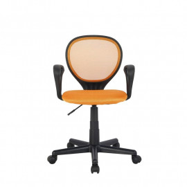 Chaise de bureau Zoe Orange