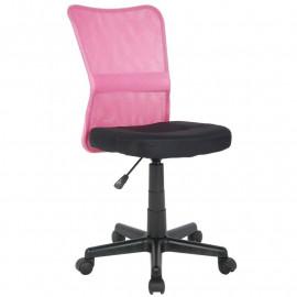 Chaise de bureau Flo Rose/Noire