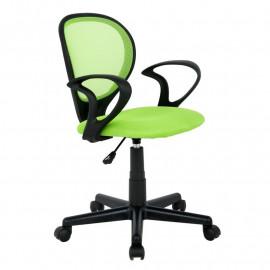 Chaise de bureau Verte/Noire