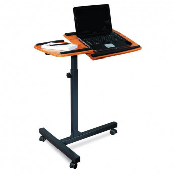 Table d'appoint informatique Aspect teck