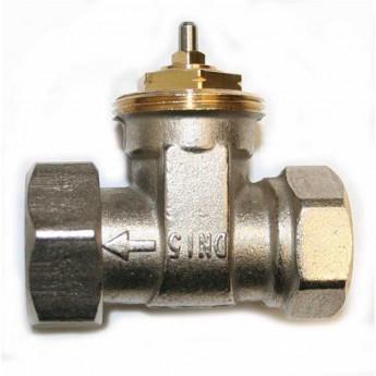 Thermostatventil - Durchgang 1/2- - M 30 x 1,5 mm Gewinde