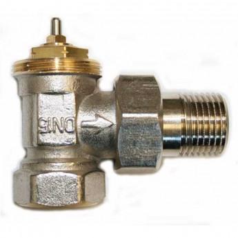 Thermostatventil - Eck 1/2- - M 30 x 1,5 mm Gewinde