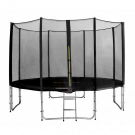 MyJump 4,00 M Trampoline de jardin noir - MYCO00690