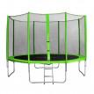 MyJump 4,00 M Trampoline de jardin vert - MYCO00702
