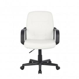 Chaise de bureau Moda Blanche