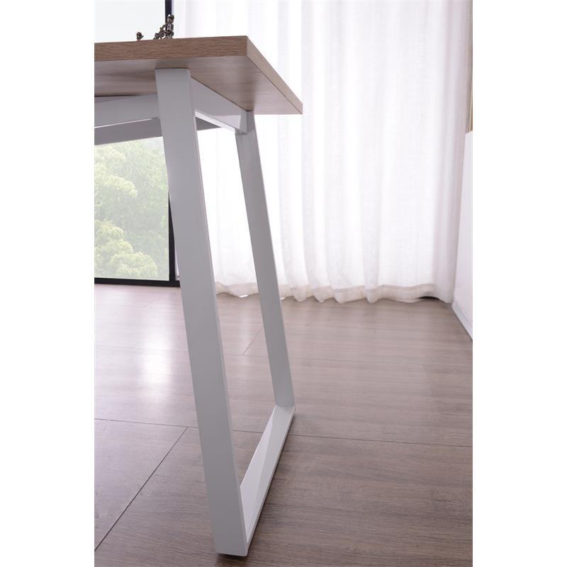 bureau informatique design avec tiroirs de rangement. Black Bedroom Furniture Sets. Home Design Ideas