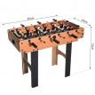 Table Multi-Jeux 4 en 1 PLAYKID