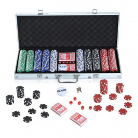 Coffret de Poker – KIDNO