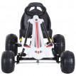 Kart à Pédales RACE pour Enfants Noir