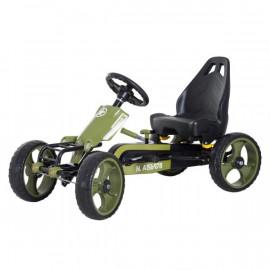 Kart à Pédales Conquest pour Enfants Vert
