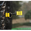 Filet de sécurité pour trampoline Gaspard noir