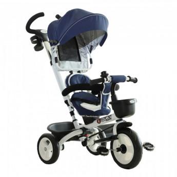 Tricycle évolutif pliable Pyradol bleu