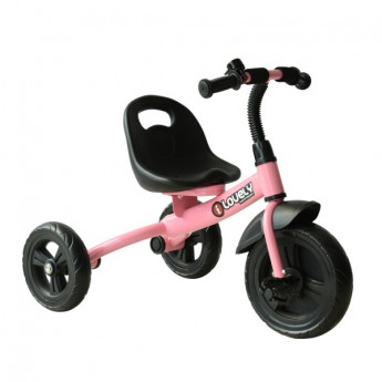 Tricycle enfant FRANCE rose