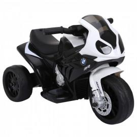 BMW Moto Électrique pour Enfants 3 Roues Noir