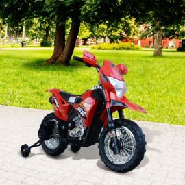 Scooter électrique Enfant Rouge