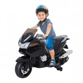 Scooter Électrique Enfant 12 V en Métal Noir