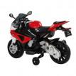 BMW Moto Electrique Bolide Enfant Rouge