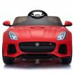 Voiture électrique enfants Jaguar F-Type SVR coupé