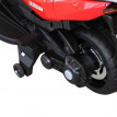 Motocross électrique pour Enfants Rouge