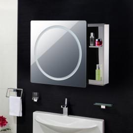 Armoire salle de bain en acier Inox