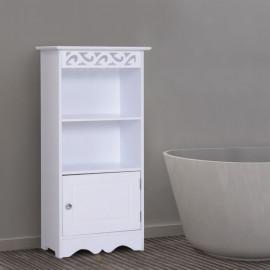 Meuble bas de salle de bain Applause blanc