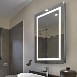Miroir bleu BEAUTY