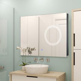 Miroir ultra design led
