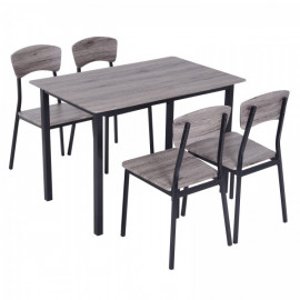 Table Tablooning Gris