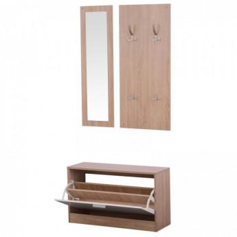Lot de meubles d'entrée Virgile design contemporain