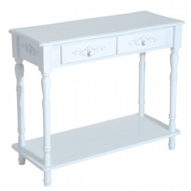 Table Console Georgia Blanche