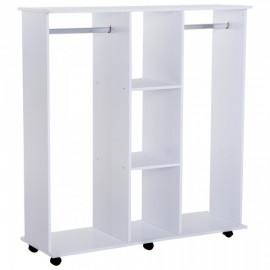 Armoire mobile blanc