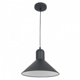 Lustre Suspension Style Industriel Japon Noir