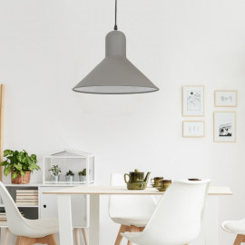 Lustre Suspension LIGTNING blanc