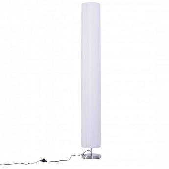 Lampadaire blanc design
