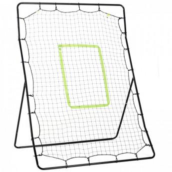 Filet de rebond baseball ReboundNet Noir et vert