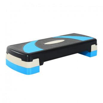 Stepper Fitness Aerobic OISEAU Bleu