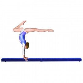 Poutre de gymnastique flashy