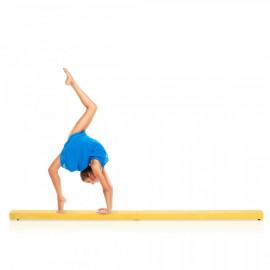 Poutre de gymnastique Colibri multicolore