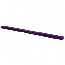 Poutre pliable pour gymnastique Violet