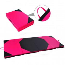 Tapis de Sol Gymnastique et Fitness Rose